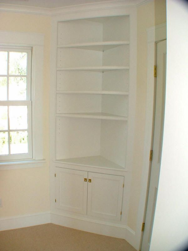 This Is For The Corner Of The Dining Area, Floor To Ceiling Built. Corner  Cabinet Living RoomCorner ...