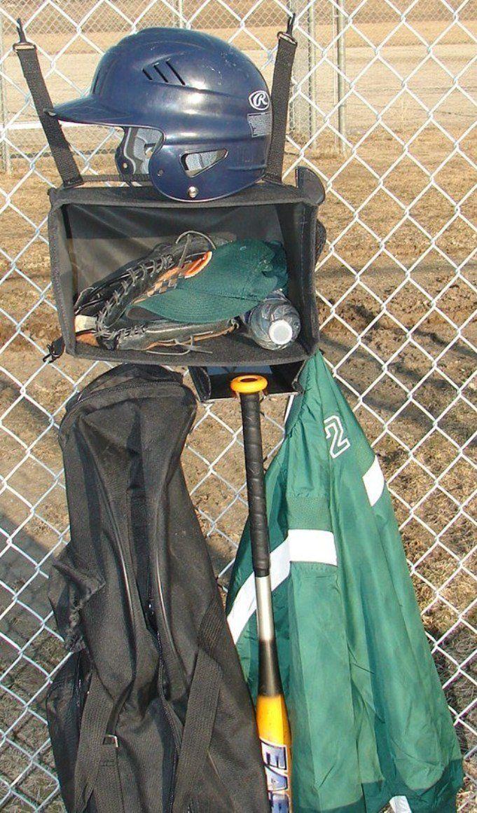 Organize the Dugout Dugout organization, Softball