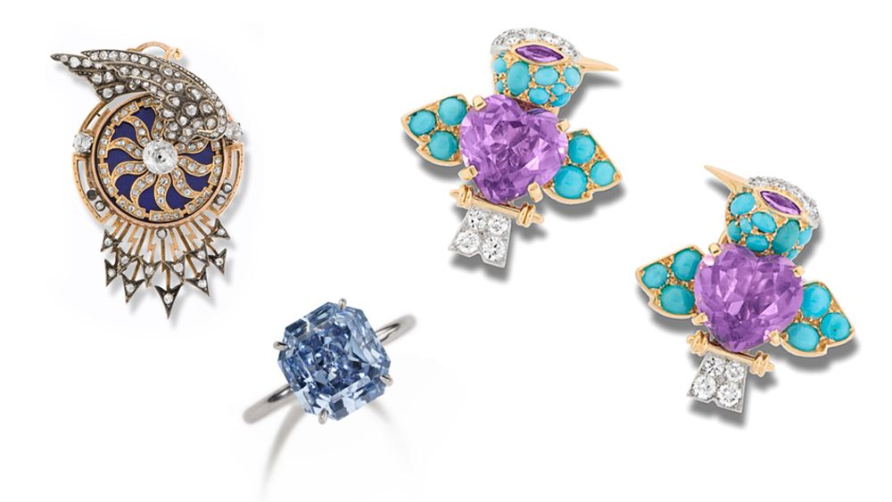 1710dd2ae The Most Important Jewelry at Auction Right Now | Private Charter ...