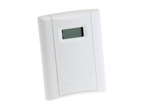 Veris Twlm00 Wall Mount Temperature Sensor By Veris 95 00 Room Air Temperature Sensor 20k Ntc Thermi Home Thermostat Heating And Cooling Building A House