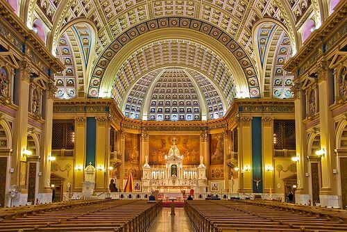 Notre Dame de la Paix, Yamoussoukro, Ivory Coast, Africa