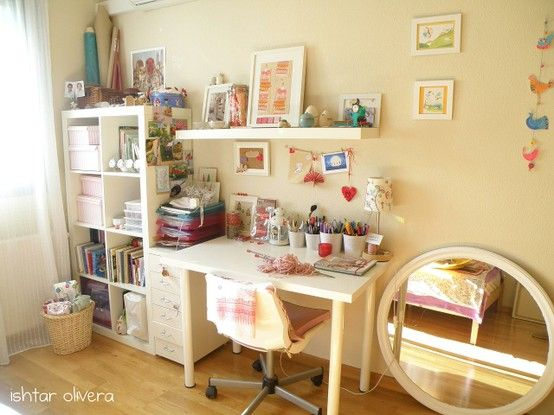 Rooms For Handicrafts For Those Who Want To Make A Cozy Corner For