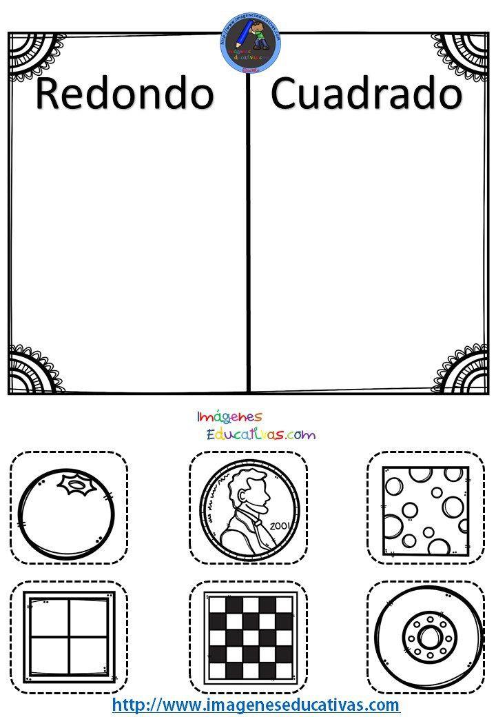 Repasamos conceptos recortando y pegando III parte | Pinterest | Kind