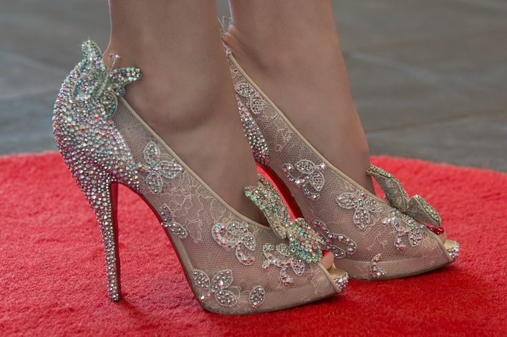 ef494723c0f Christian Louboutin Cinderella Shoes By