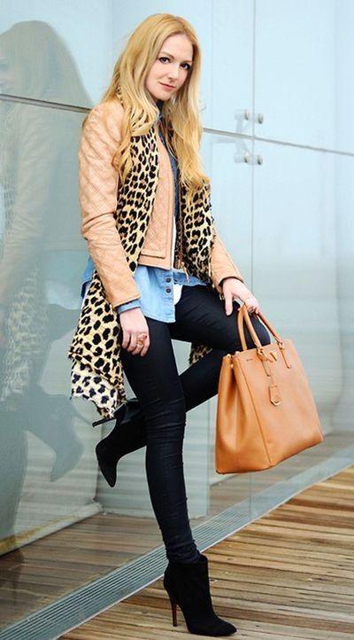 Chiffon Leopard Print Scarves,Leopard Print Scarves for Fashion Girls,Long Chiffon Scarves for 2013 Fall/Winter #leopard #chiffon #scarf #girls www.loveitsomuch.com