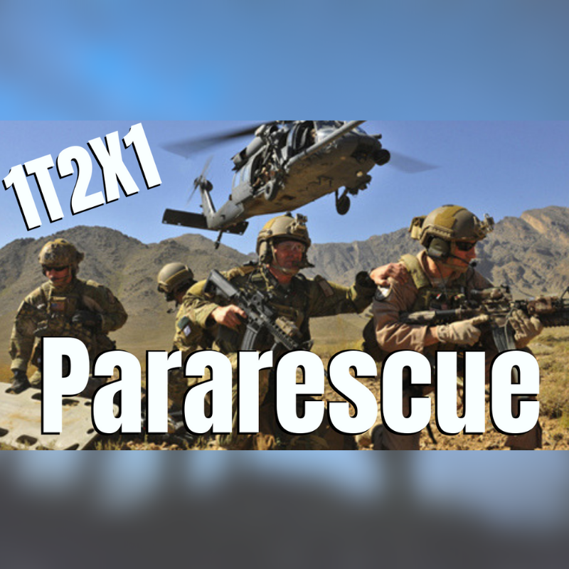 Pararescue (PJ) 1T2X1 Air Force Careers (Special