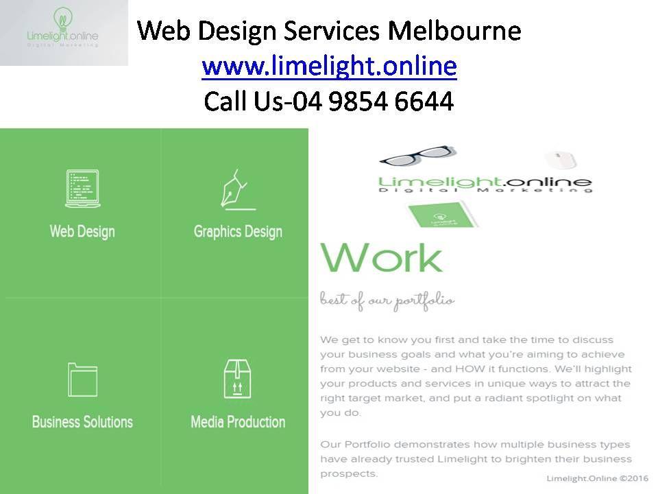 Pin by Lime light on Web Design Echuca Web Design