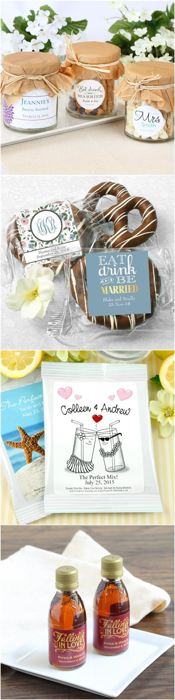 32 Budget-friendly Edible Wedding Favor Ideas That Inspire ...