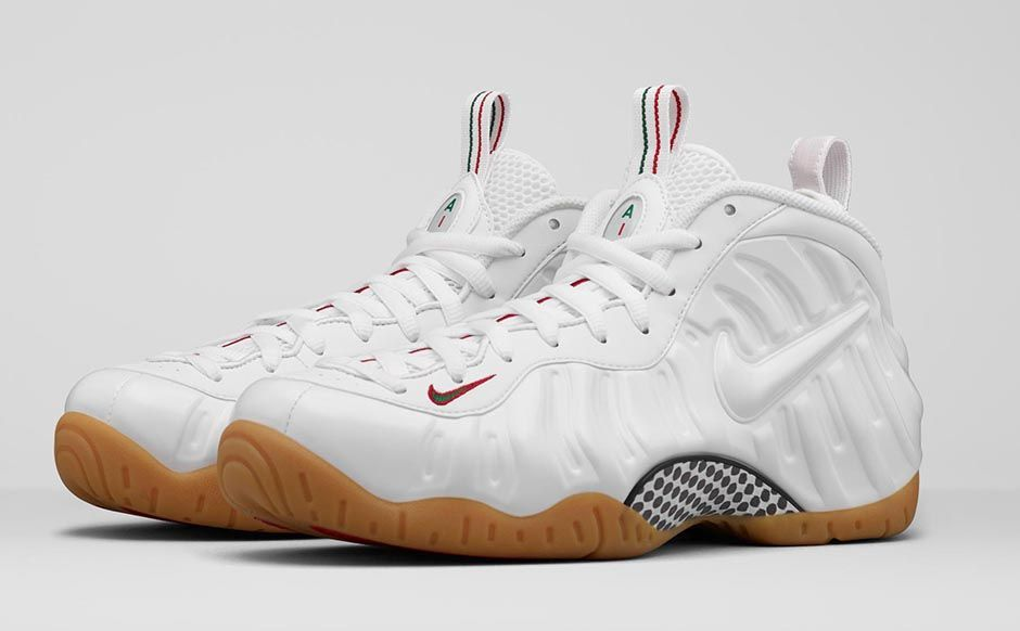 There\u0027s a New Release Date for The \u0027Winter White\u0027 Nike Air Foamposite Pro