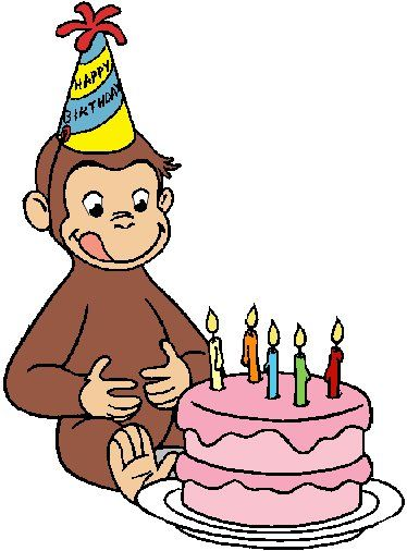 curious george clipart google search party ideas pinterest rh pinterest com curious george clipart free curious george clipart images