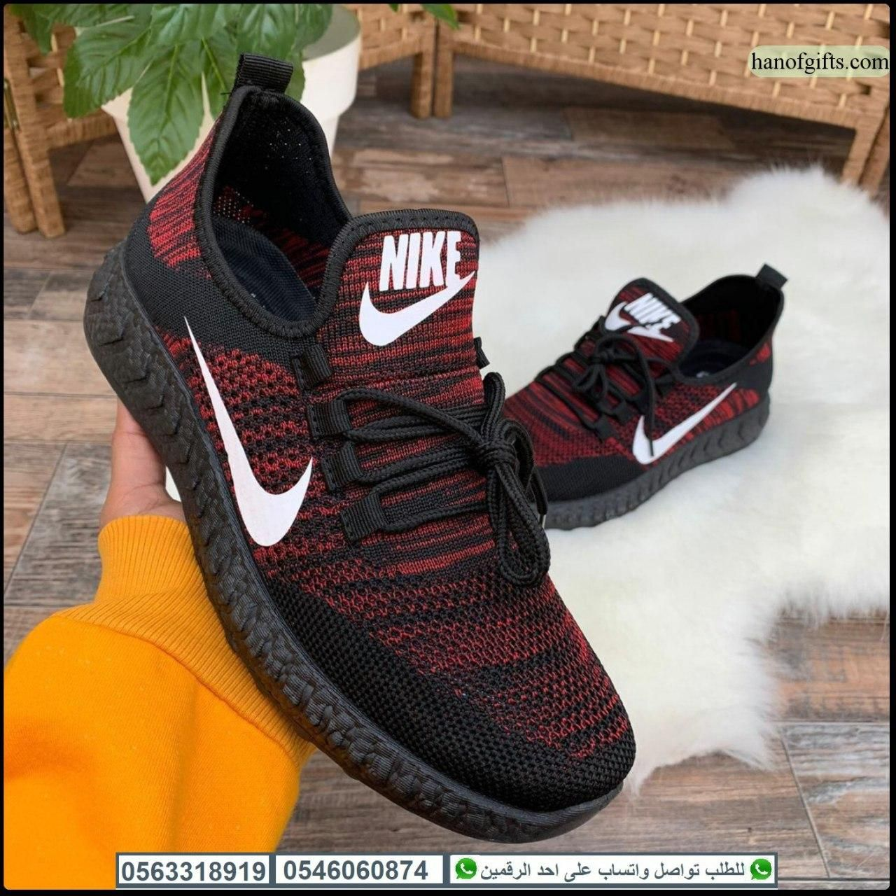 شوزات نايك رجالي Nike فخمه و بمقاسات من 40 ل 45 هدايا هنوف Sneakers Nike Nike Free Sneakers