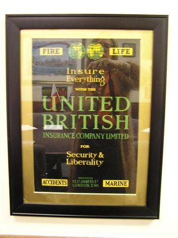 United British Insurance Company Limited Fire Signs Insurance Company Insurance