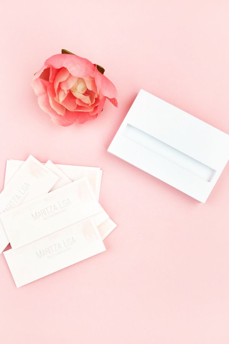 Diy business card holder easy paper crafts business card holders diy business card holder maritza lisa this business card holder is a minimal and easy paper craft a perfect accessory for your desk reheart Choice Image