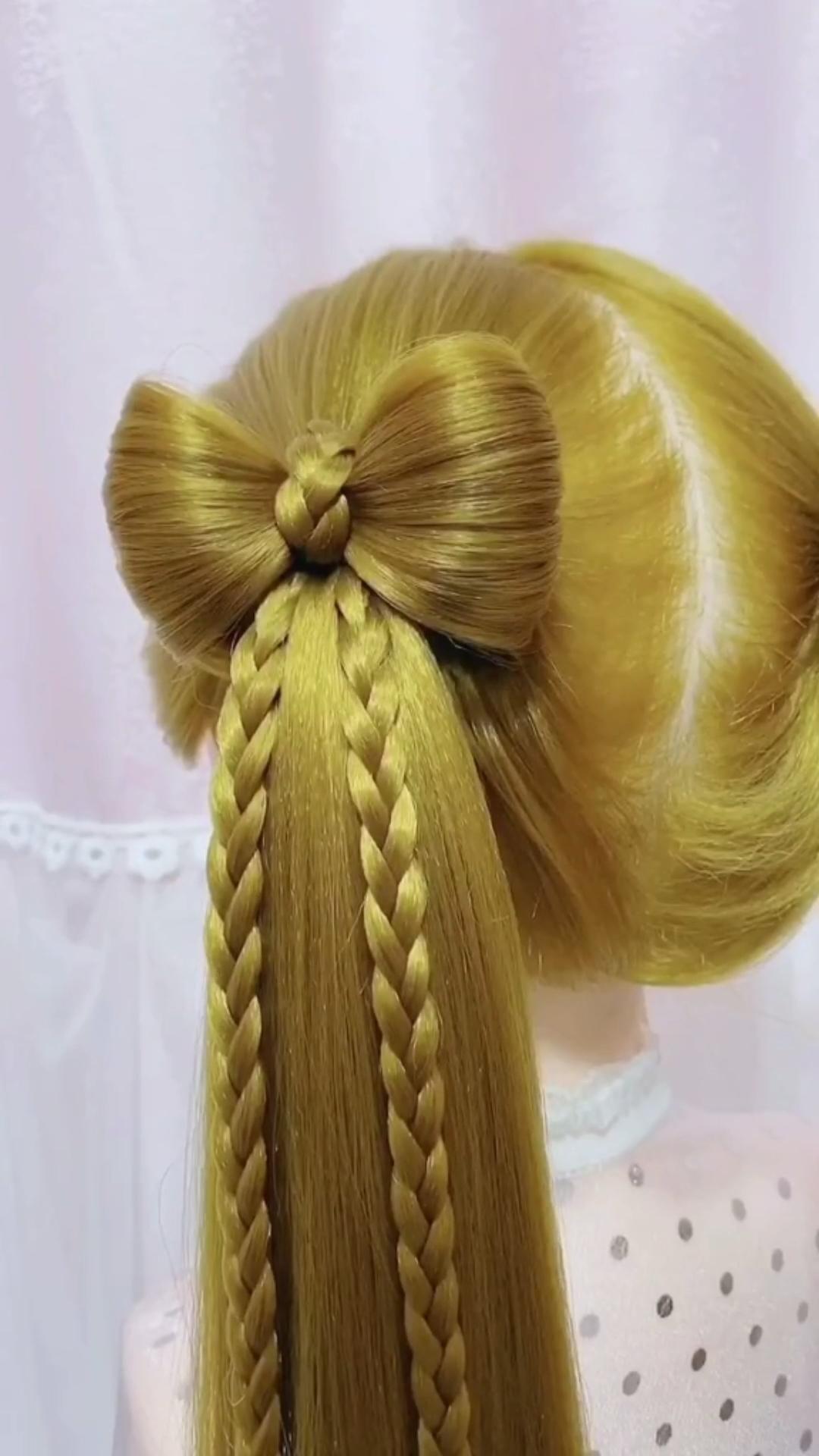 Hairstyle   – Boda fotos