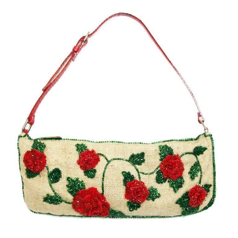 little Valentino flowers bag of 2000