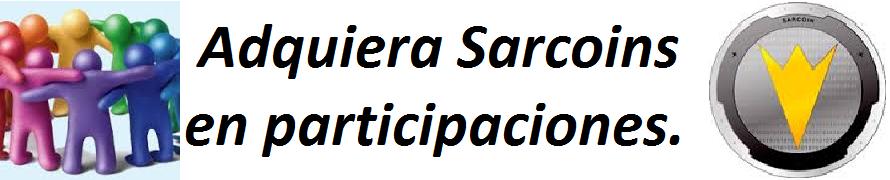 Queremos ofrecerle dos propuestas con las que podrá conseguir una cantidad de Sarcoins diarios , sin necesidad de abonar por completo un paquete de los ofrecidos por PoolMiners