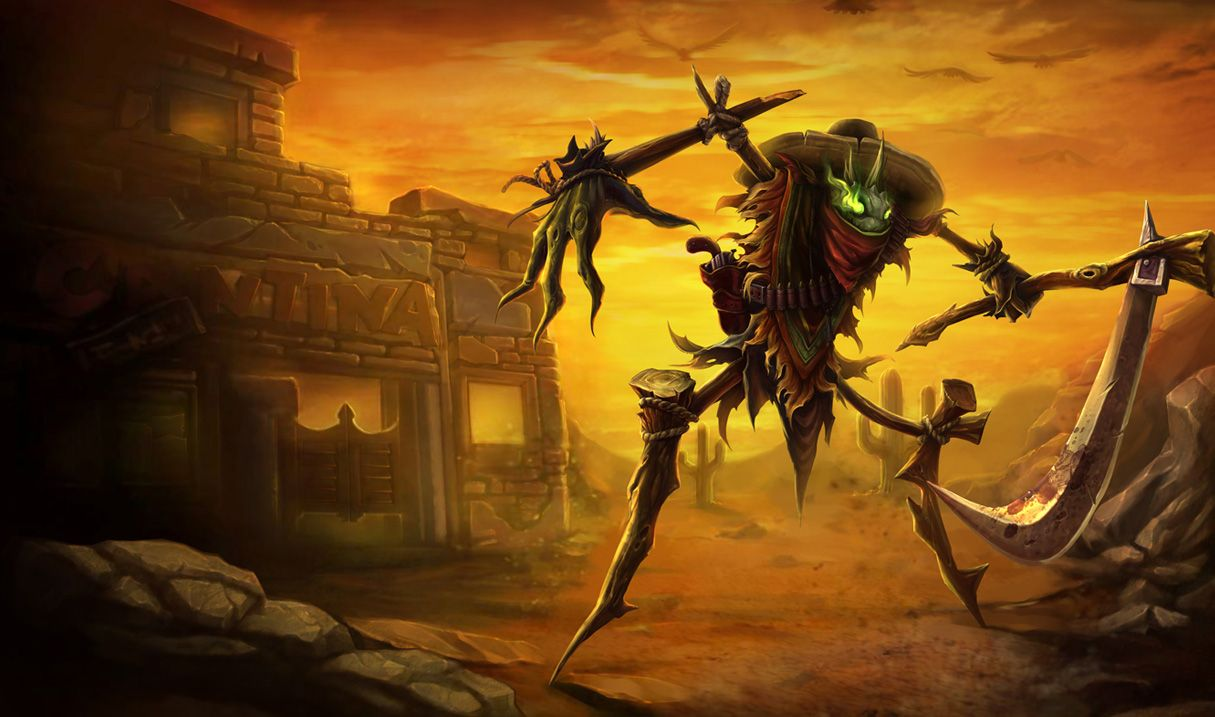 Fiddlesticks | League of Legends http://www.helpmedias.com/leagueoflegends.php