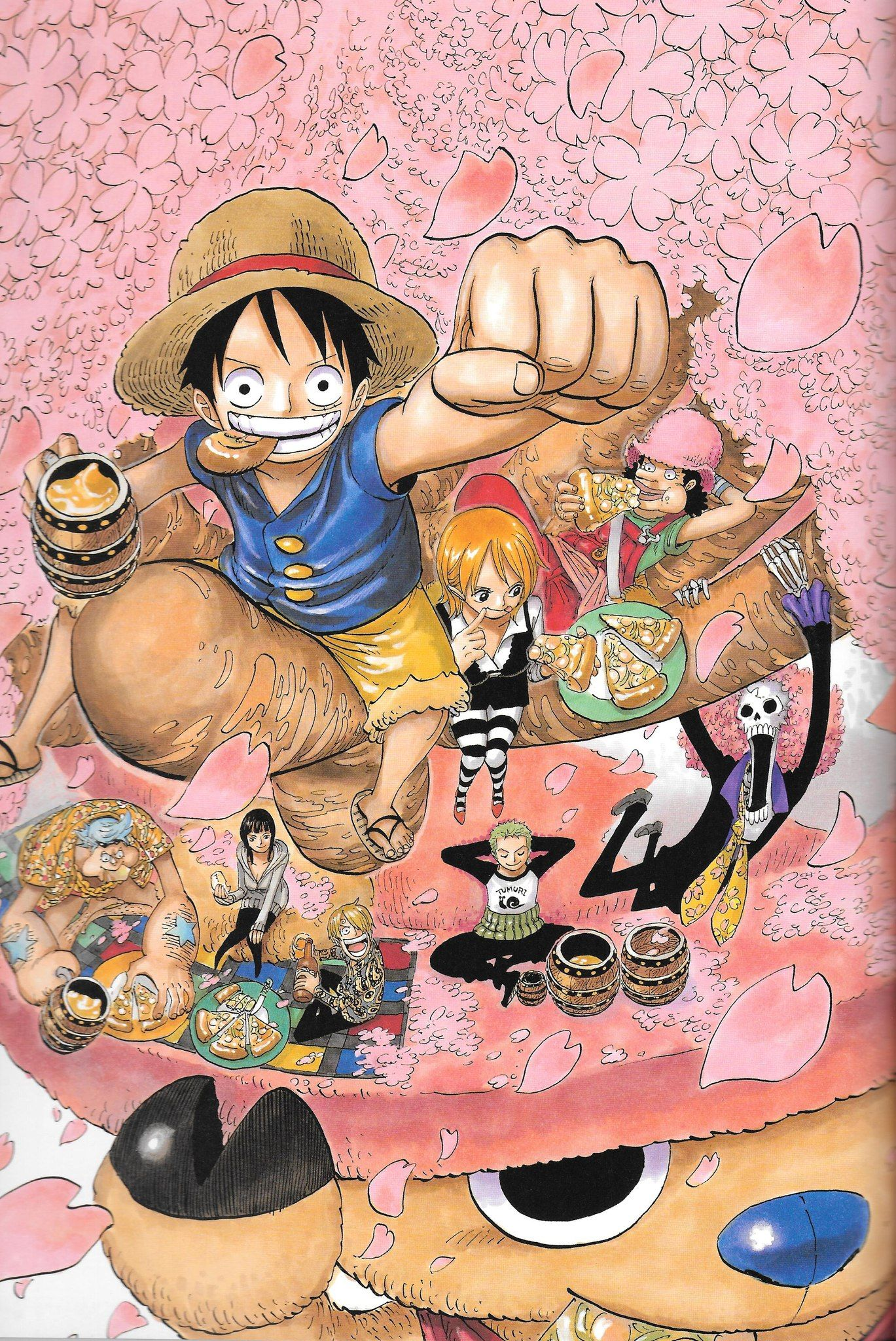 Download One Piece Episode 1 : download, piece, episode, Download, Piece, (1369x2048)