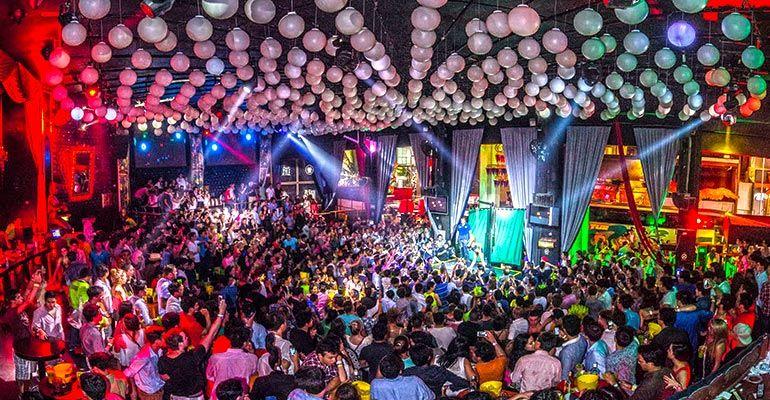 Mandala Night Club Olympus Tours Cancun Cancun Nightlife Night Club Cancun