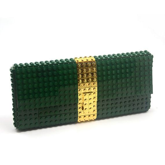 Colorful Quirky Lego Clutch Bags Are The Perfect Accessory For Your Outfit Designtaxi