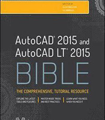 Autocad 2015 and autocad lt 2015 bible pdf autocad 2015 autocad autocad 2015 and autocad lt 2015 bible pdf fandeluxe Choice Image