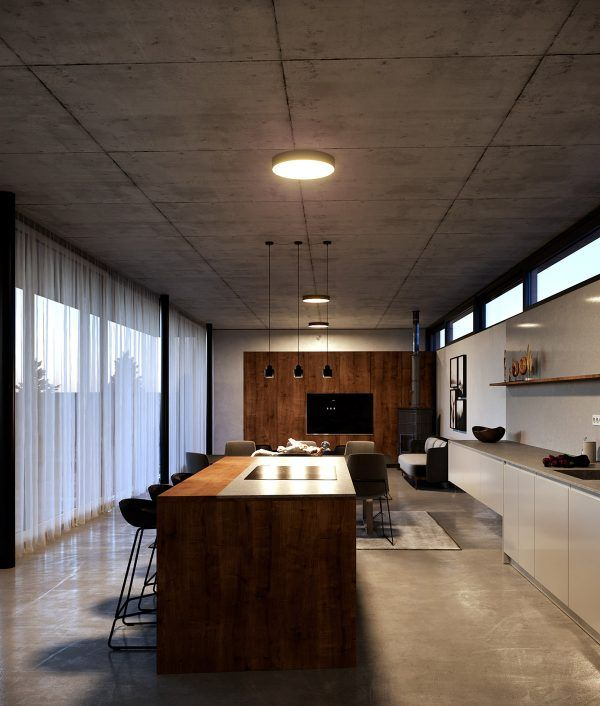 sophisticated industrial style homes also home desigh rh pinterest