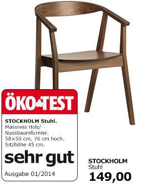 STOCKHOLM Stuhl