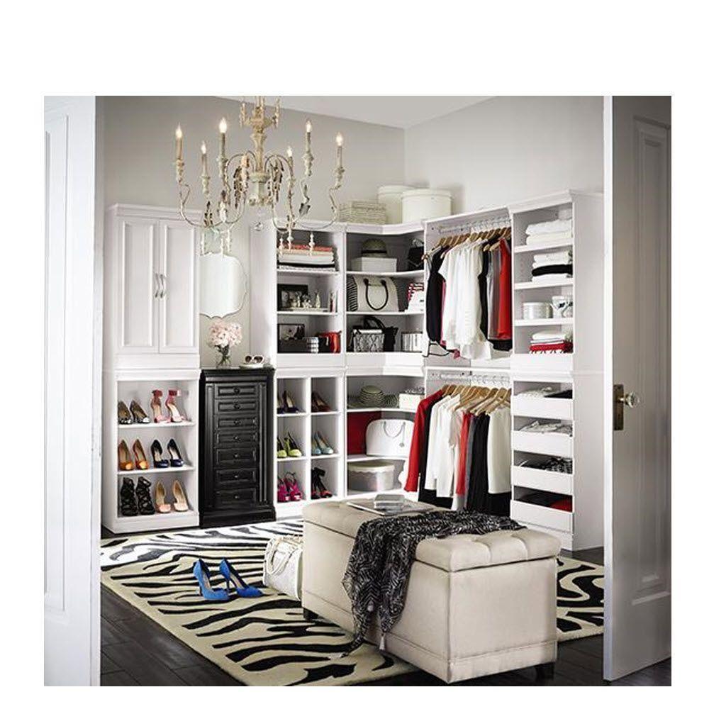 Dining Room Storage Ideas To Keep Your Scheme Clutter Free: Home Decorators Collection Manhattan Modular 3-Shelf