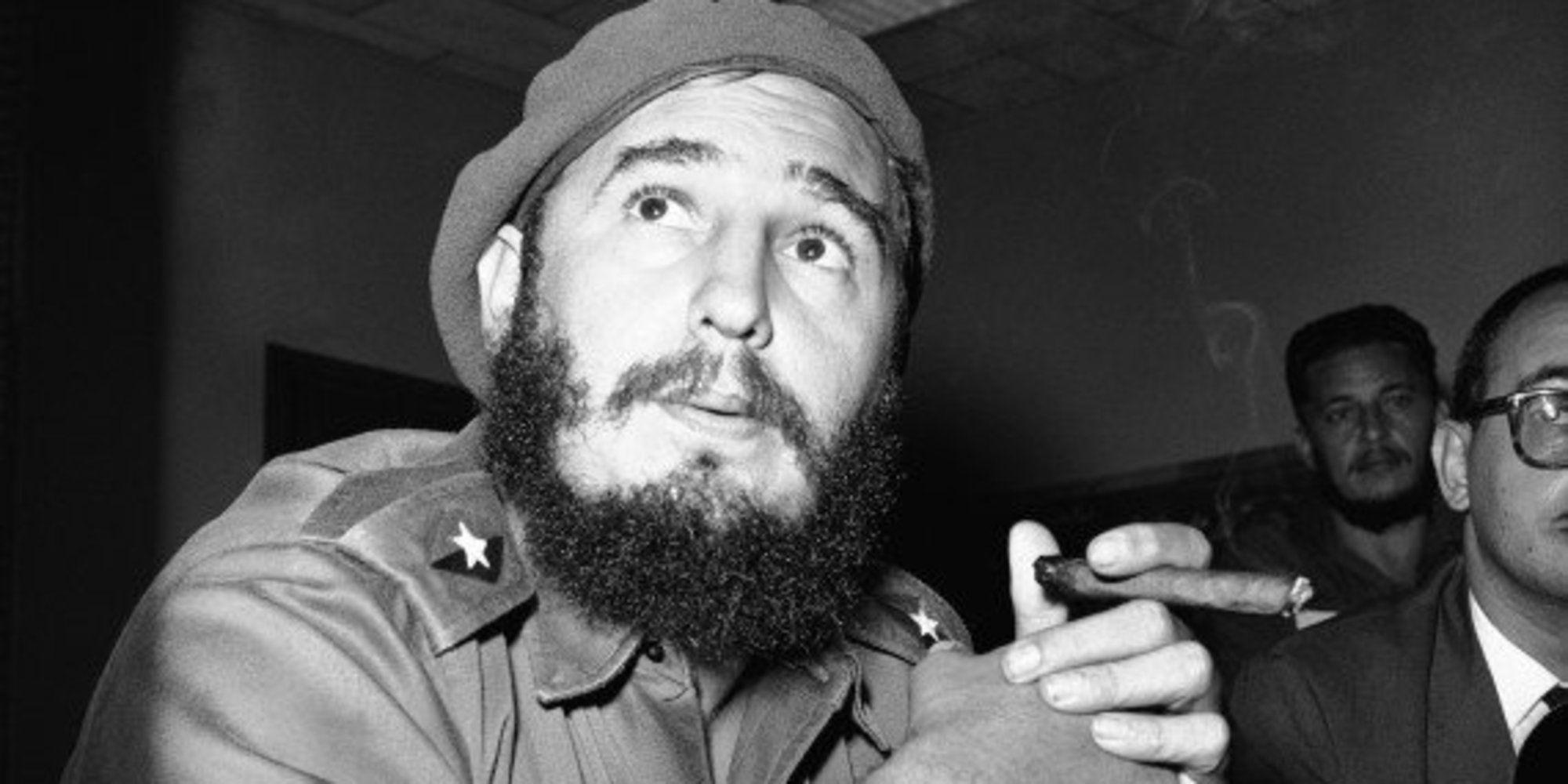 Fidel Castro Dead: Cuban Revolutionary Leader Dies At 90 #cubanleader