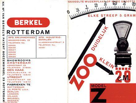 Fontshop - Unzipped - Paul Schuitema - The photograph in avant garde typography