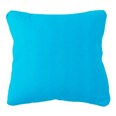 Will never tire of turquoise pillows
