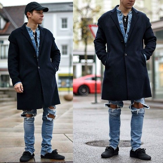 More looks by Lukas L.: http://lb.nu/whoislukas  #elegant #vans #menswear #inspiration #outfit #season #cold #winter #fall