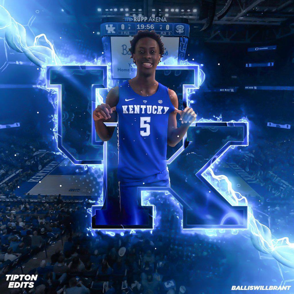Kentucky Basketball Roster Numbers 2020 21 A Sea Of Blue In 2020 Kentucky Basketball Kentucky Uk Wildcats