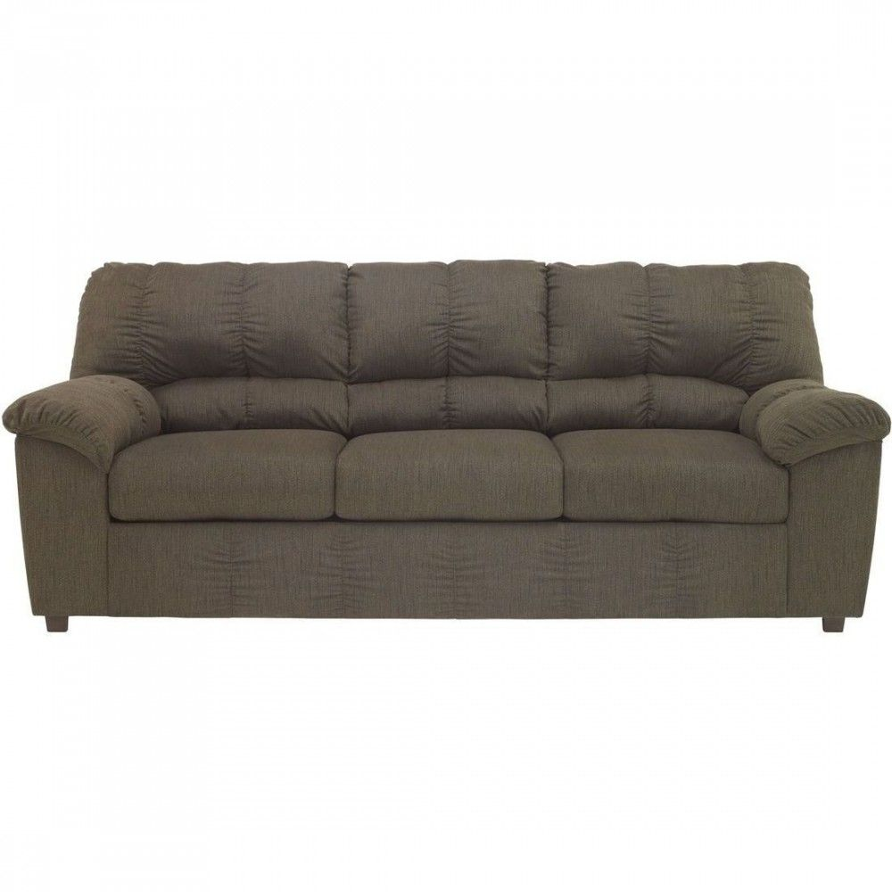 Ashley Furniture Zyler Sofa In Coffee Great Sofas Under 499  ~ Ashley Furniture Sofa Beds Price