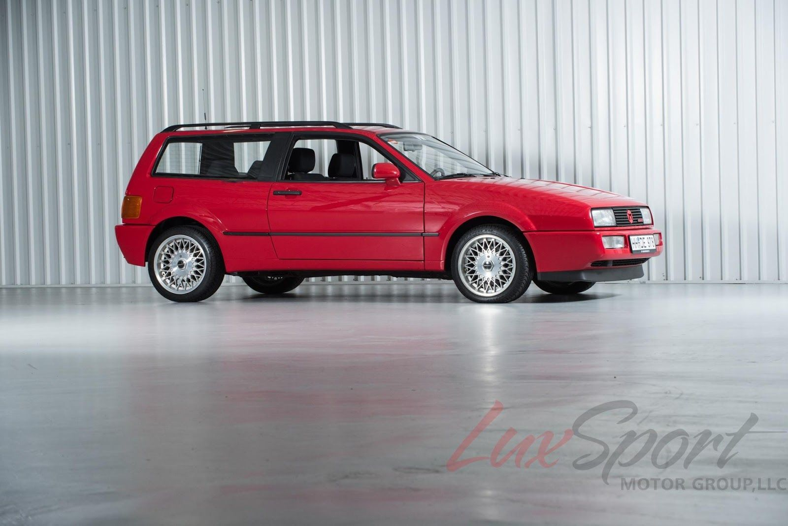 Two Unique VW Corrado Magnum Sport Kombi Prototypes For Sale In The ...