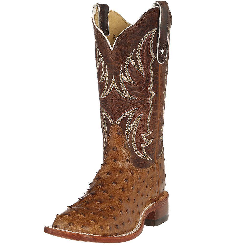 7348d5d9e8d Women's Tony Lama Antique Full Quill Ostrich 11in Iron Top | Boots ...