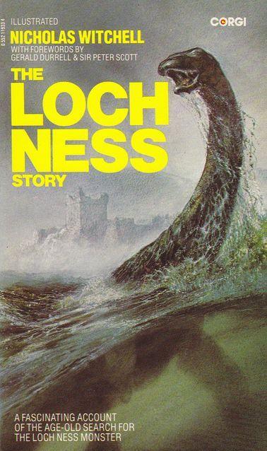 LOCH NESS MONSTER: Books about the Loch Ness Monster | Art ...