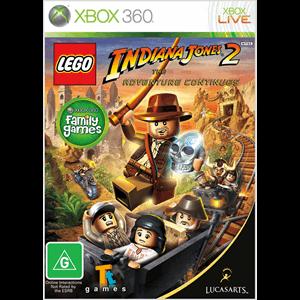 Lego Indiana Jones 2 Xbox 360 Lego Indiana Jones Indiana Jones 2 Indiana Jones