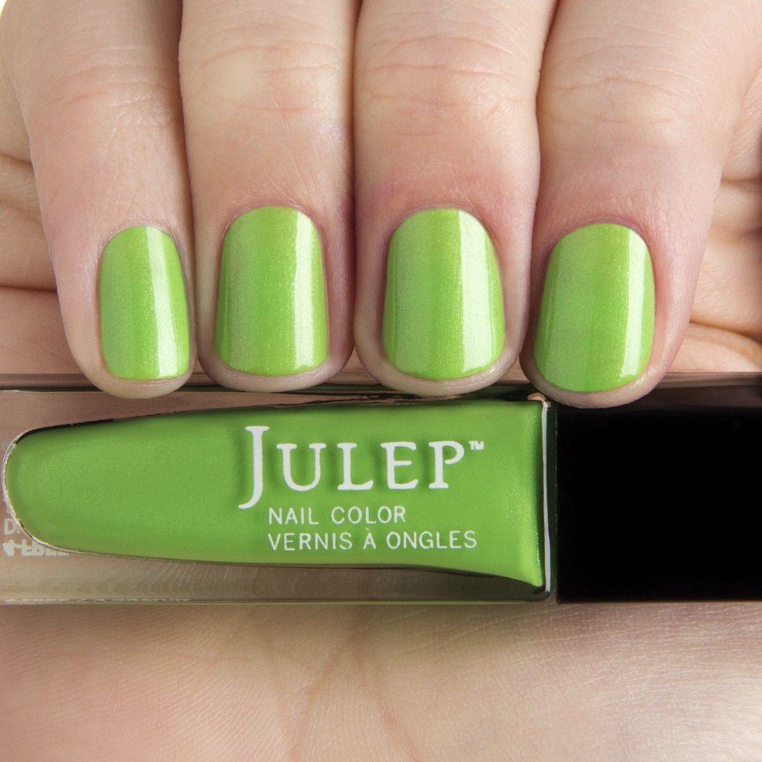Julep - MacKenzie | Green Polish | Pinterest