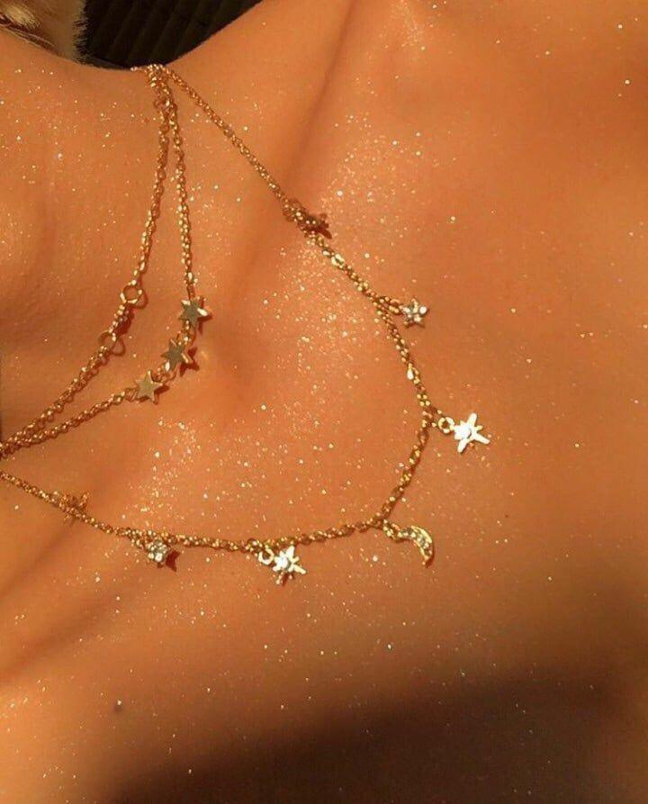 Golden Cute Stud Earrings with Beautiful Designs