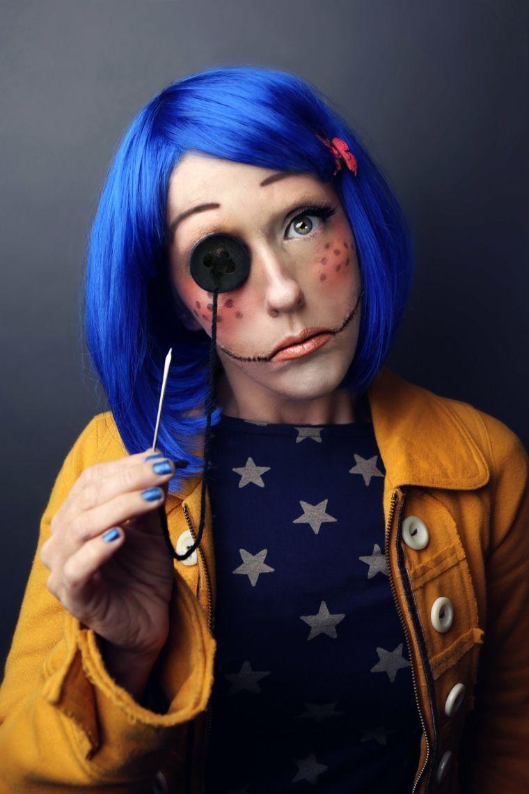 Trucco bambola assassina 35620ad92318