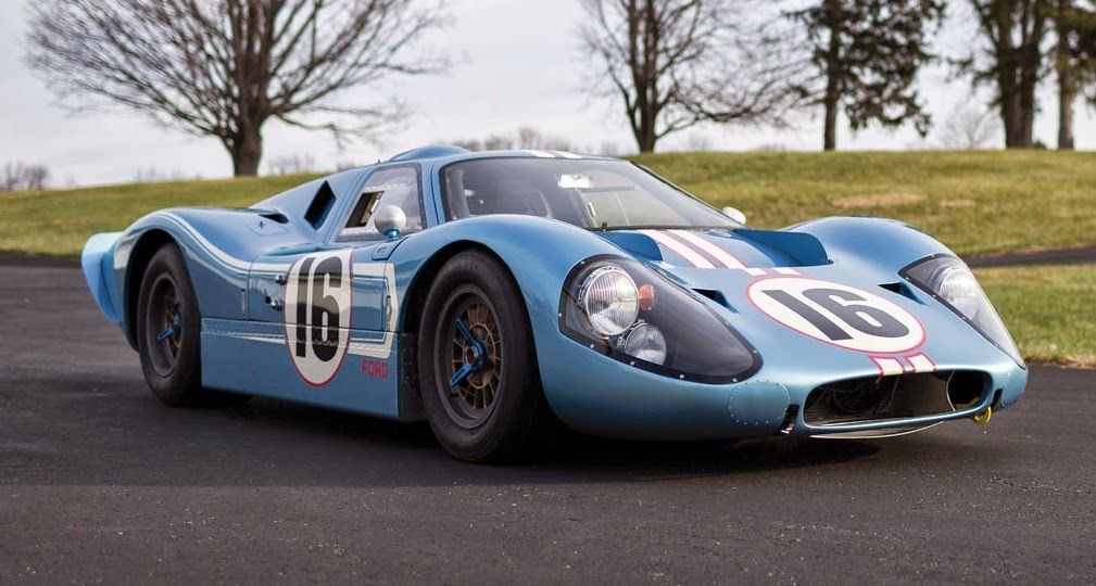 1967 Ford Gt40 Mk Iv Continuation By Kar Kraft Ford Gt40 Ford
