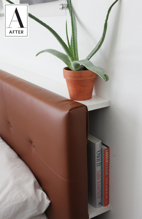 Photo of Before & After: Turning a Basic IKEA Headboard into a Chic, West Elm-Inspired DIY Masterpiece