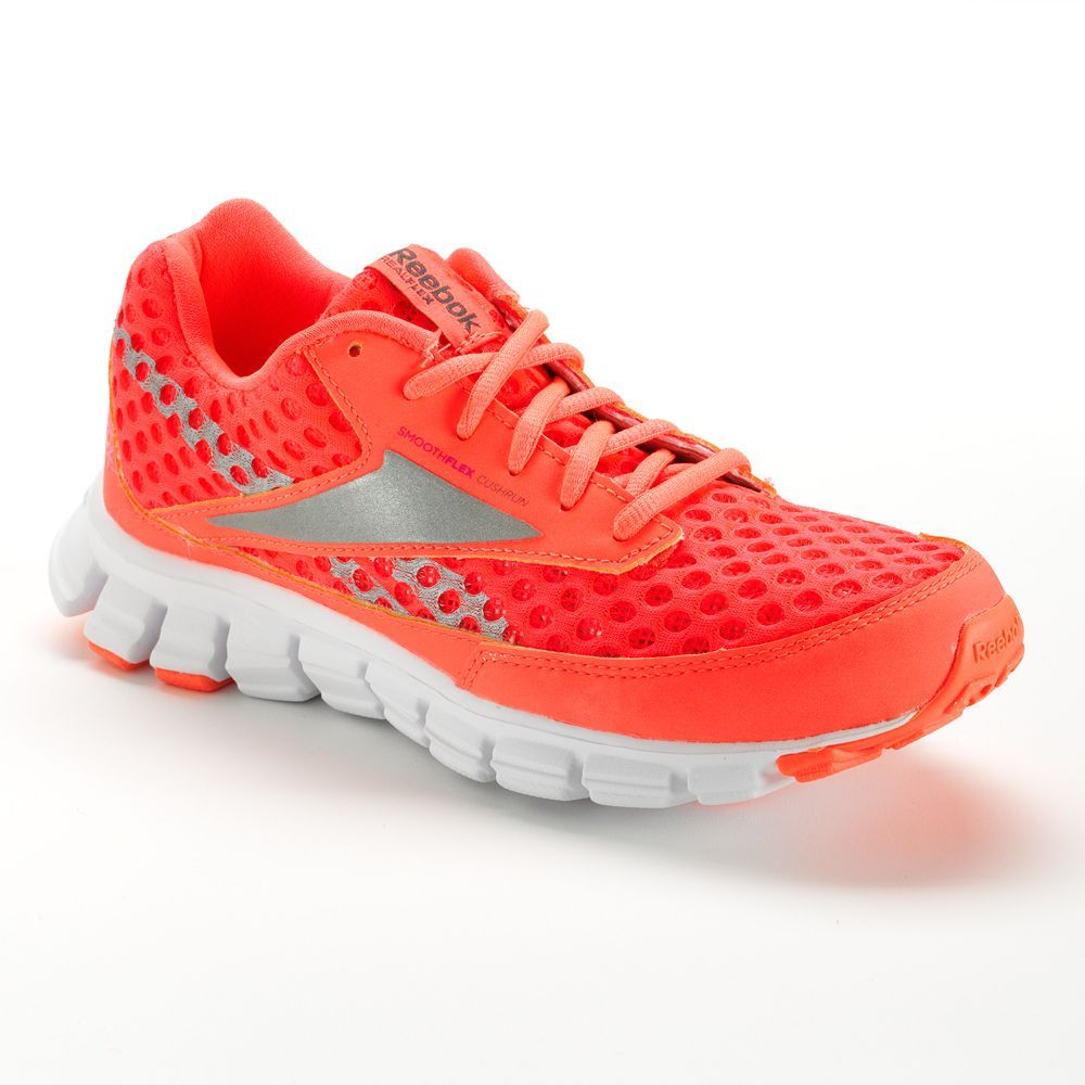 099b267218d1 Orange you glad you chose SmoothFlex cushion shoes by  Reebok   fitness   Kohls