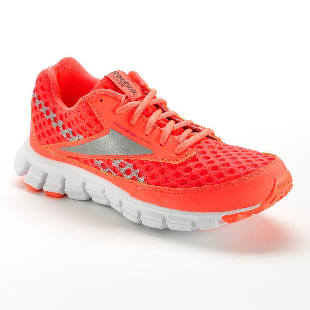 f32d0ba09f70 ... Women s Running Shoes Orange you glad you chose SmoothFlex cushion shoes  by  Reebok   fitness   Kohls ...