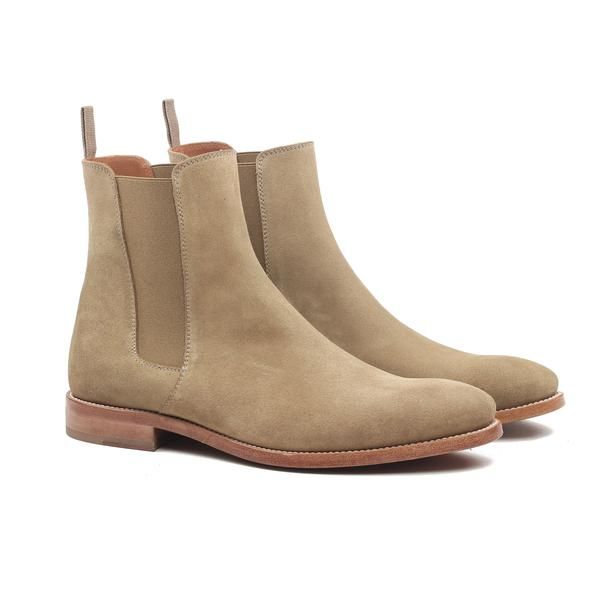 The classic tan chelsea boots | Tan chelsea boots, Chelsea