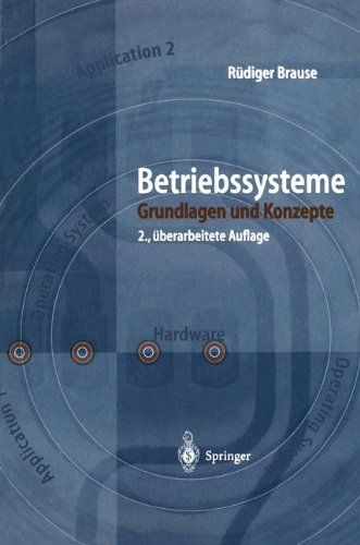 Introducing Betriebssysteme Grundlagen und Konzepte German Edition. Buy Your Books Here and follow us for more updates!