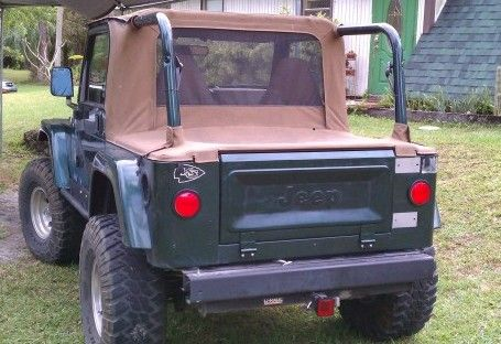 Swag Cj Tailgate Conversion Kit For Your Tj Or Yj Tailgating