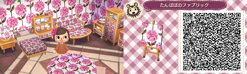 Cute Wallpaper/Table Cloth Pattern - Animal Crossing New ...