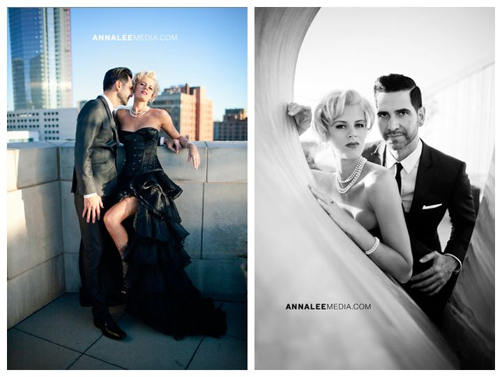 Oklahoma Wedding Photographer Cly Fashion Poses City Museum Of Art